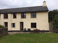 Winter let in furnished cottage on farm