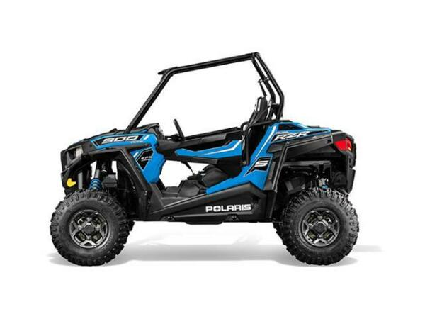 Used 2015 Polaris RZR® S 900 EPS VOODOO BLUE