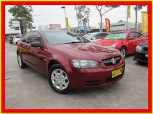 2007 Holden Commodore VE Omega Burgundy 4 Speed Automatic Sedan North Parramatta Parramatta Area Preview