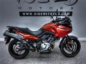 2011 Suzuki V-Strom 650 - V2319NP - **No Payments For 1 Year