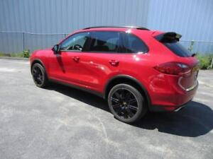 2013 Porsche Cayenne Panoramic Roof SUV, Crossover