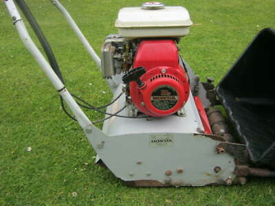 HONDA HC16 PETROL CYLINDER LAWN MOWER SELF PROPELLED