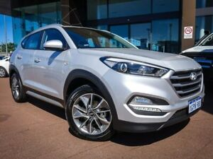 2018 Hyundai Tucson TL MY18 Active X 2WD Silver 6 Speed Sports Automatic Wagon Maddington Gosnells Area Preview