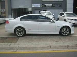 2008 Holden Commodore VE SS White 6 Speed Sports Automatic Sedan Kippa-ring Redcliffe Area Preview