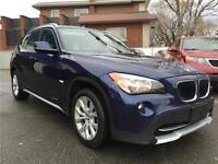 2012 BMW X1 28i-FULL-AUTO-MAGS-CUIR-TOIT OUVRANT