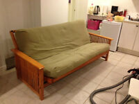 Free futon couch