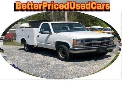 1997 Chevrolet C/K Pickup 2500  1997 Chevrolet C/K 2500 Utility Body - Fleet Maintained