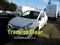 Vauxhall Corsa Van 1.3 CDTi 3dr 16v kc07hlk