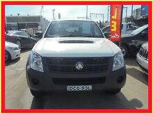 2008 Holden Rodeo RA MY08 LX 60th Anniversary White 4 Speed Automatic Utility Holroyd Parramatta Area Preview