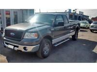 """ford f 150 supercab 163"""" 4wd 2006"""