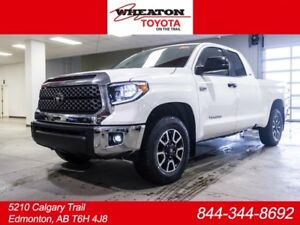 2018 Toyota Tundra DOUBLE CAB - TRD OFF ROAD