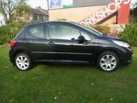 Peugeot 207 1.6HDI 90 Sport PX Swap Anything considered