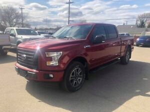 2017 Ford F-150 XLT *LOCAL TRADE* ONE OWNER*