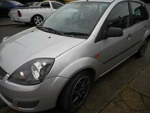 2006 Ford Fiesta 1.4 Silver Manual Hatchback Croydon Burwood Area Preview