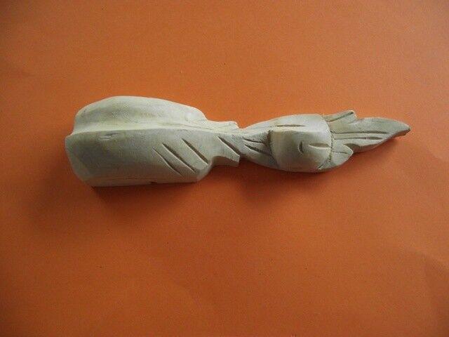 S133-008.0004 Ornament geschnitzt, Holzsäule, Zierteil aus Holz