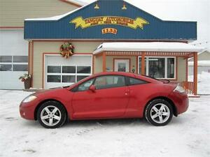 MITSUBISHI ECLIPSE GS 2008 * AUTOMATIQUE * WOW