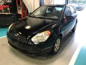 2009 Hyundai Accent  ONLY 123000KM