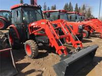 Kioti DK40 HST Tractor and Loader Brandon Brandon Area Preview
