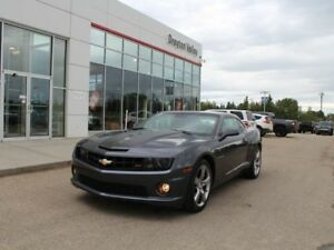 2010 Chevrolet Camaro SS, moonroof