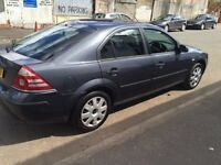 FORD MONDEO 2007 PRTROL 5DR FULL MOT GOOD CONDITION