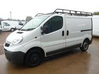 Vauxhall Vivaro 2.0CDTi ( 115ps ) ( EU V ) 2012MY 2700 EcoFLEX SWB Diesel