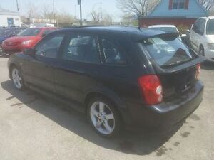 2003 MAZDA PROTEGE 5 SPORT MANUAL ALL ELECTRIC VERY CLEAN