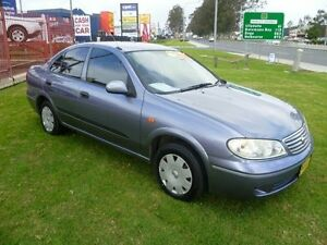 2004 Nissan Pulsar N16 MY04 ST Grey Mica 5 Speed Manual Sedan South Nowra Nowra-Bomaderry Preview