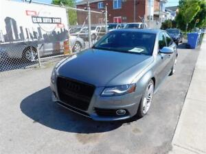 AUDI S4 PREMIUM PLUS QUATTRO 2012 (AUTOMATIQUE BLUETOOTH)