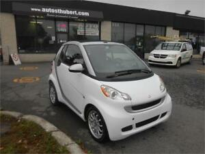 SMART FORTWO PASSION CONVERTIBLE 2012