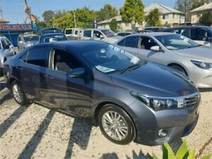 2014 Toyota Corolla ZRE172R ZR 7 Speed CVT Auto Sequential Sedan South Lismore Lismore Area Preview