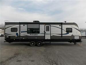 2017 HEARTLAND PROWLER 29RKS TRAVEL TRAILER