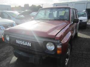 Nissan Patrol GQ RX RB30 1993 Wagon WRECKING Brooklyn Brimbank Area Preview