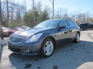 2012 Infiniti G Series Nav *** Pay Only $79.88 Weekly OAC ***