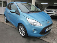 2010 Ford Ka 1.2 Titanium Duratec - ****STUNNING COLOUR AND CONDITION - LOOK!!!*