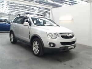 2012 Holden Captiva CG MY12 5 (4x4) Silver 6 Speed Automatic Wagon Beresfield Newcastle Area Preview