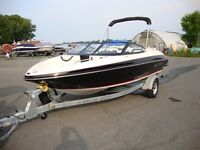 2015 Larson LX195S Open Deck - Only 39hrs!