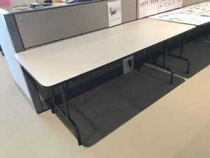 Heavy duty Rectangle 72 x 30 ins... Tables  (banquet style)