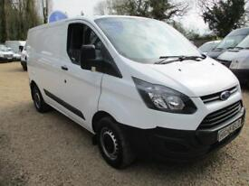 2015 Ford Transit Custom 2.2TDCi NO VAT 290 L1H1 50000 MILES GUARANTEED