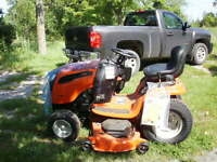 """New Ariens 54"""" Tractor"""