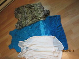 BAG OF SUMMER CLOTHES SIZE M