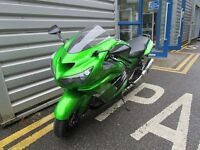 Kawasaki ZZR1400 ABS