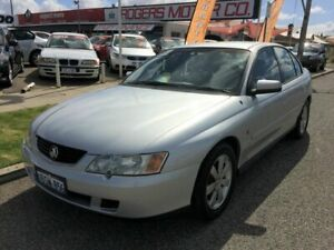 2004 Holden Commodore VY II Equipe Silver 4 Speed Automatic Sedan Victoria Park Victoria Park Area Preview