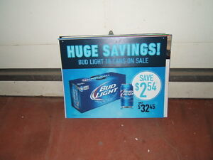 Beer Advertising Sign's $5