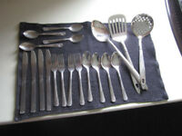 19 piece Cutlery and Utensils set