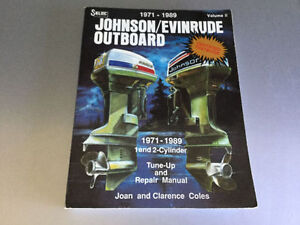 Johnson/Evinrude repair manual
