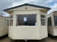 BK Parkstone two bed static caravan