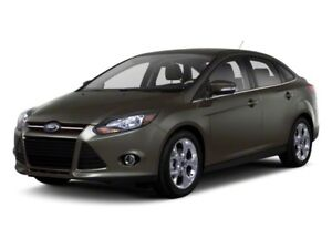 2012 Ford Focus SEL (Remote Start, Heated Seats, Moonroof)