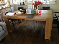 BIGFOOT: Designer Dining Table from PHILIPP MAINZER Architectural Design