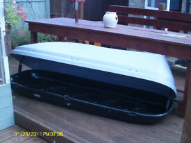 Halford large Roof Box