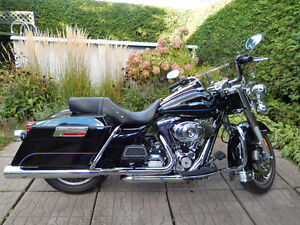 H-D ROAD KING (FLHR) 2013 | TWIN CAM 103 - 1690cc